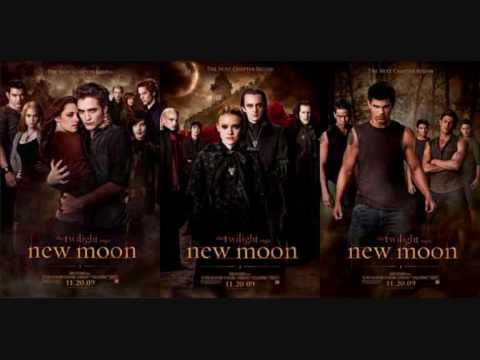 Official New Moon Soundtrack
