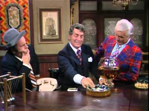 Dean Martin, Ted Knight & Tim Conway  The Bar