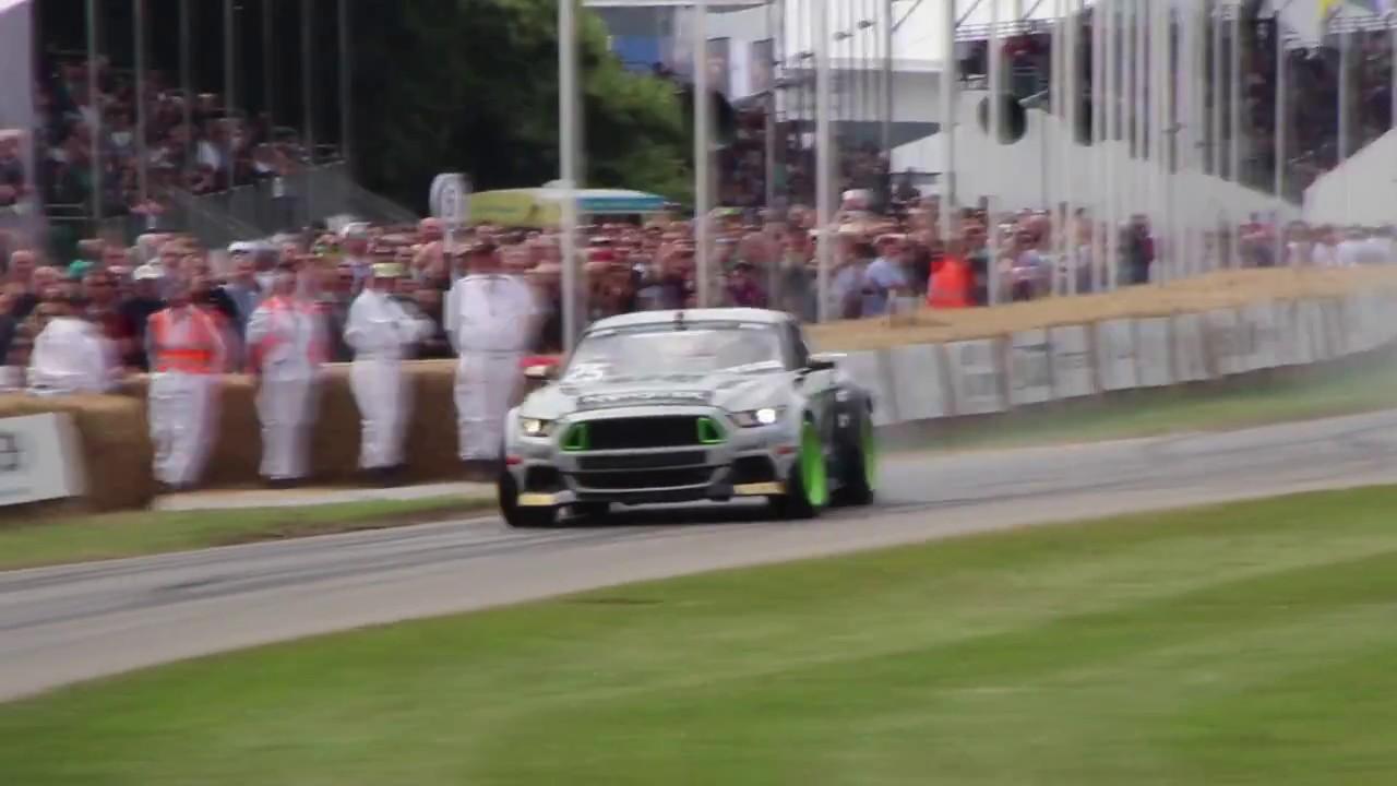 Goodwood Festival Of Speed Drift Cars Youtube