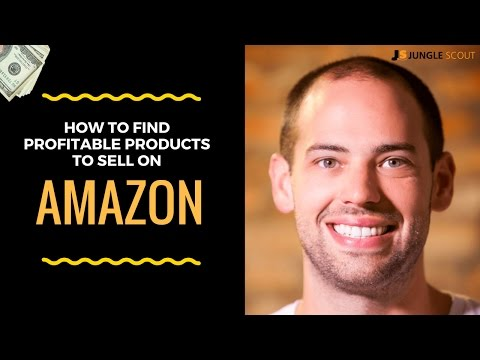 How To Find Profitable Products To Sell On Amazon With Zero Ideas With Greg Mercer