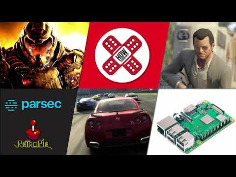 Play modern games on your Pi  Getting started with RetroPie