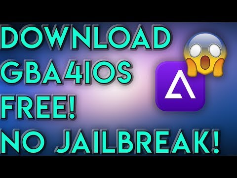Download GBA4iOS 🎮 BEST GBA Emulator For IOS/Android 🎮 2019