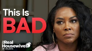 Cynthia & Kandi Turn on Kenya Moore After Bad News