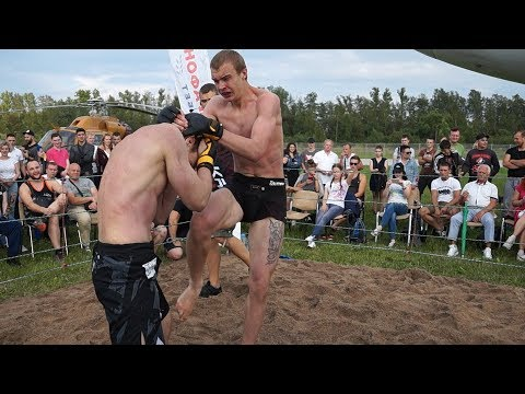 OCCULTIST in MMA Fight !! Death Knee  !!!