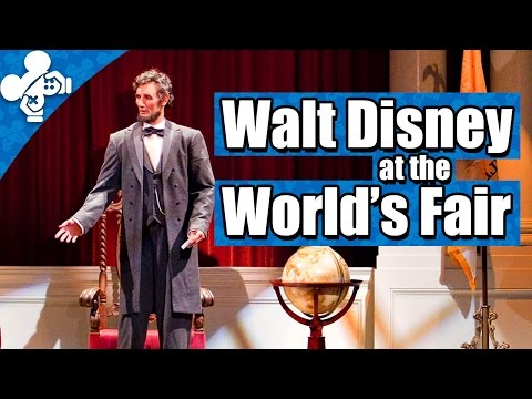 Great Moments with Mr. Lincoln | Walt Disney at the World