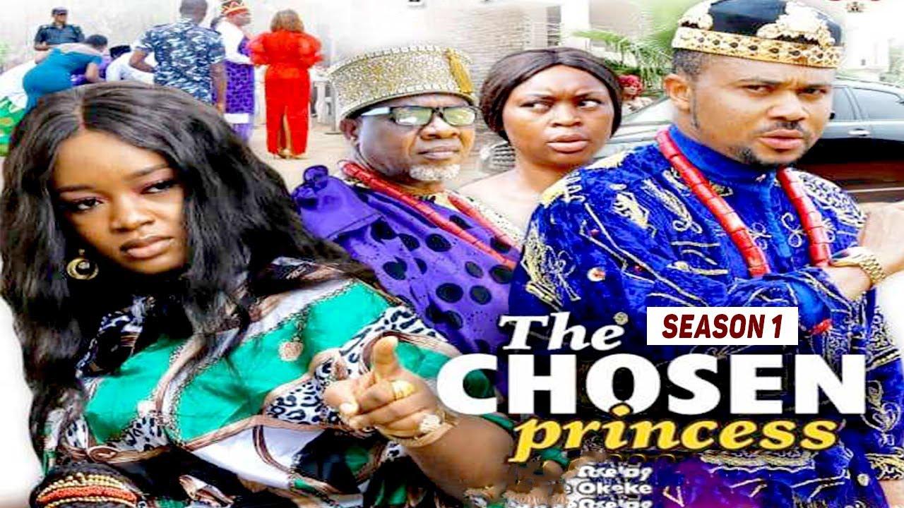 Download THE CHOSEN PRINCESS (SEASON 1) {TRENDING NEW MOVIE} - 2021 LATEST NIGERIAN NOLLYWOOD MOVIES