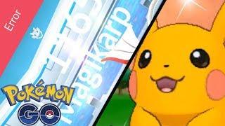 Erro nas Raids & Pikachu Shiny no Pokémon GO!