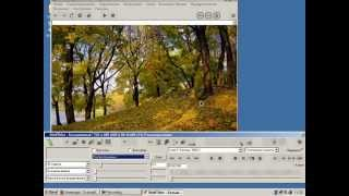 Урок 24 Осенний листопад в BluffTitler