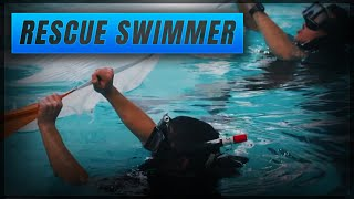 RESCUE SWIMMER - Do You Have What It Takes?