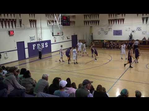 Varsity Championship Game | Jan 7th, 2015 | Fort Bragg High School