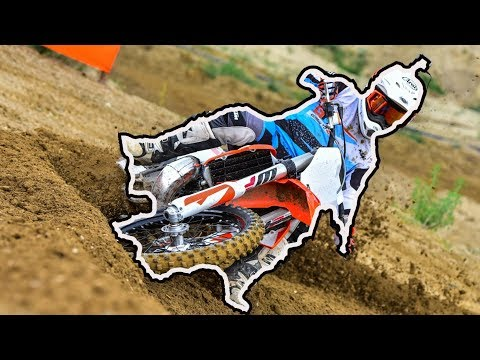EPIC DAY TESTING 2019 KTM MX BIKES WITH RYAN DUNGEY