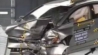 2006-2009 Honda Civic Crash Test