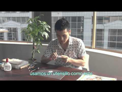 Tatsuya Takahashi, Artista de Esculturas de Papel