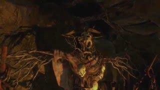Rise of the Tomb Raider — трейлер «Баба-яга»