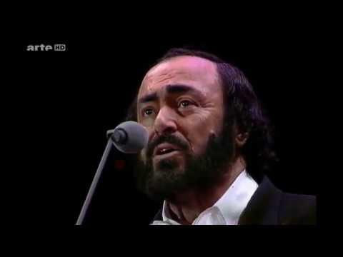 Luciano Pavarotti - Nessun Dorma - Pretoria South Africa 1999