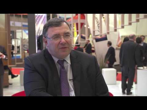 Exclusive interview with Total's CEO at Gastech 2017