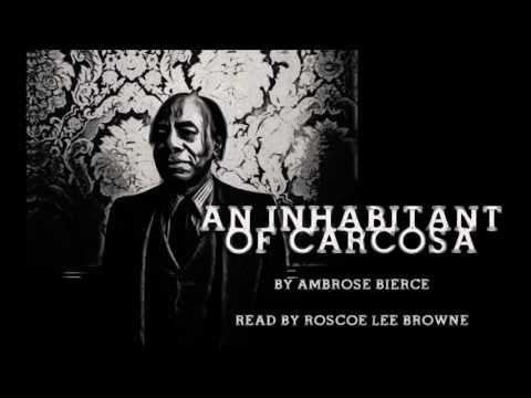 An Inhabitant of Carcosa read by Roscoe Lee Browne