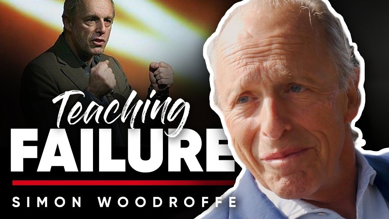 TEACHING FAILURE: Simon Woodroffe On How To Teach Youngsters The Key To Failure