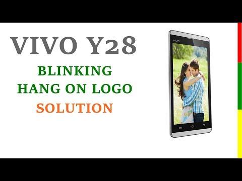 VIVO Y28 HANG ON VIVO | BLINKING PROBLEM | SOLVED 100%