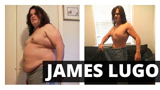 James Lugo: How To Overcome Binge Eating & Drop Over 100 Pounds