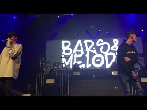 bars and melody 06/10/2017 Belgie trix