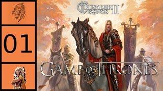 Crusader Kings 2: Game of Thrones Mod - Aegon Targaryen #1
