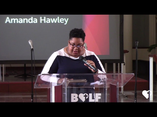 When Jesus Troubles the Waters(featuring Amanda Hawley)