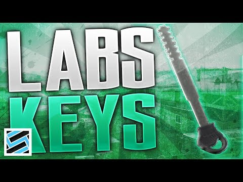 LABS DETAILED KEY GUIDE (All 9 Key Locations) - Escape From Tarkov