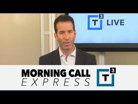 Scott Redler - Morning Call Express - Ranges and Noise