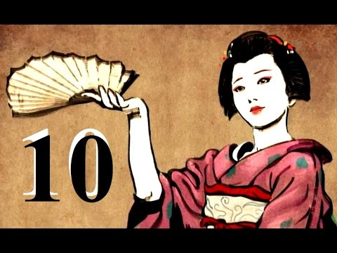 Runaway Geisha Walkthrough - Part 10 Gameplay ENDINGS