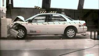 1996 Chrysler Concorde/Dodge Intrepid/Eagle Vision Nhtsa Frontal Impacts