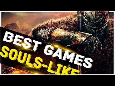 TOP 10 Best Games   SOULS-LIKE   DARK SOULS