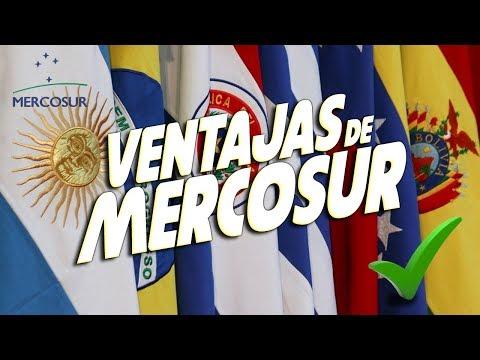 Beneficios de Mercosur para sus países y ciudadanos