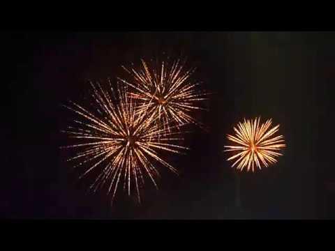суздаль. Фейерверк на ГТК 2:10 ночи