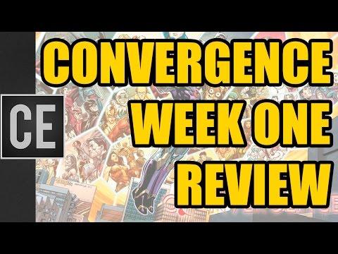 DC Convergence Week 1: Pre-Flashpoint Gotham