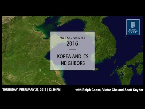 Political Forecast 2016: Korea and Its Neighbors