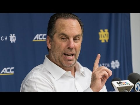 Mike Brey Post-Game Press Conference - Louisville - YouTube