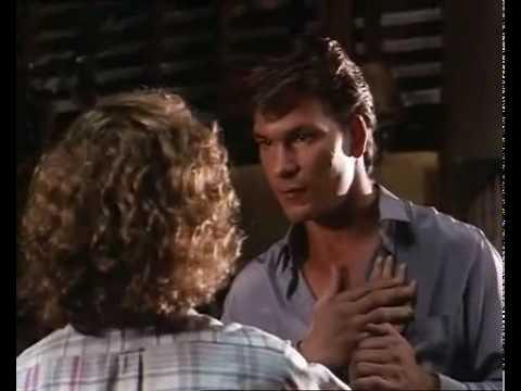 Dirty Dancing - Patrick Swayze & Wendy Fraser - She's Like ...