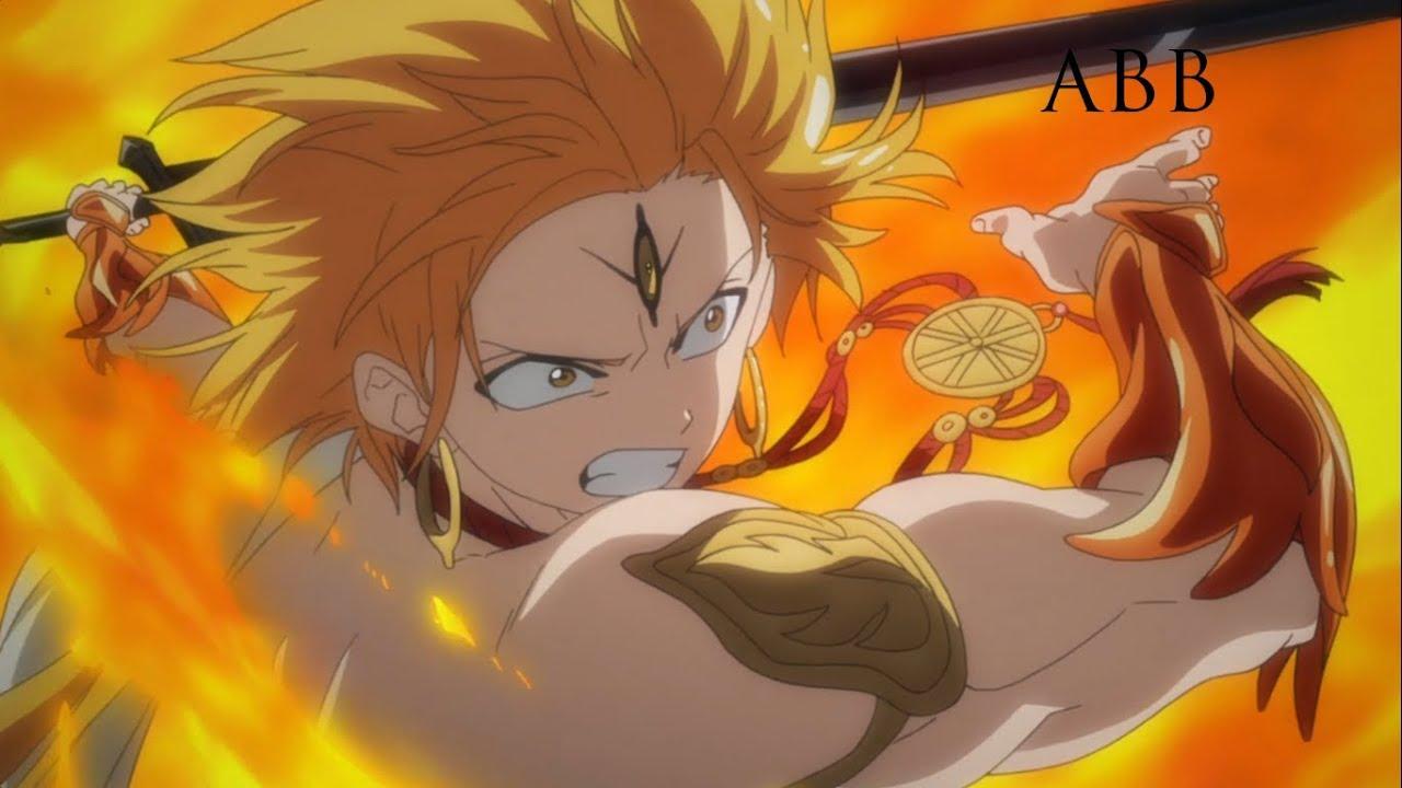 Magi The Kingdom of Magic Episode 21 マギ - My Reaction to ... Labyrinth Gif