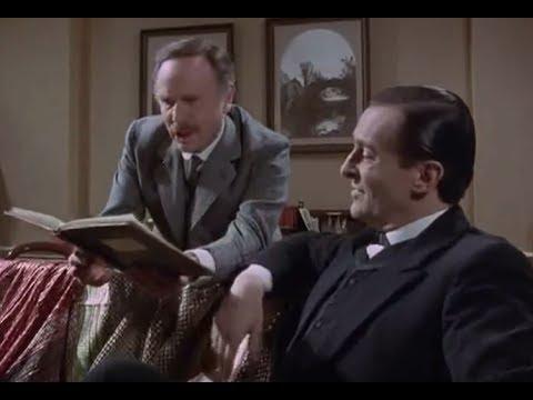 Edward Hardwicke narrates 3 Sherlock Holmes stories