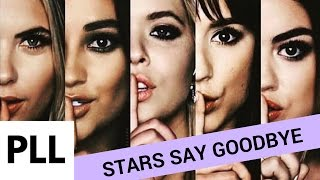 Pretty Little Liars Cast Tear Up As Filming Officially Wraps | Hollywire