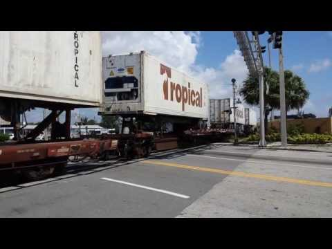 Action at the Port of Palm Beach, June 17 2013