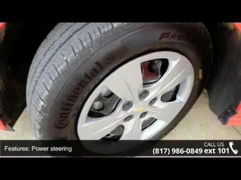 2017 Chevrolet Cruze LS - Carlisle GM - Waxahachie, TX 75165