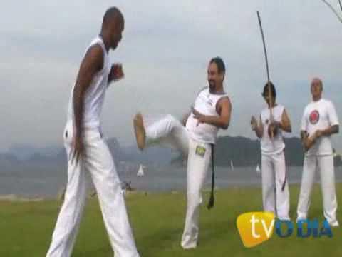 Flexibilidade da Capoeira
