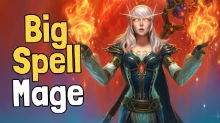 Big Spell Mage by StrifeCro Deck Spotlight - Hearthstone