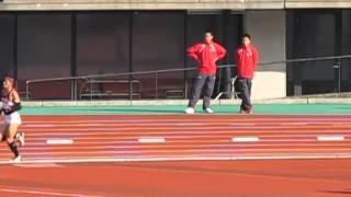 13年12月15日記録会 男子高・一般5000m8組