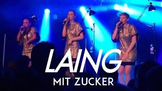 Laing - Mit Zucker (LIVE) - 26.01.2015 - Colos-Saal, Aschaffenburg