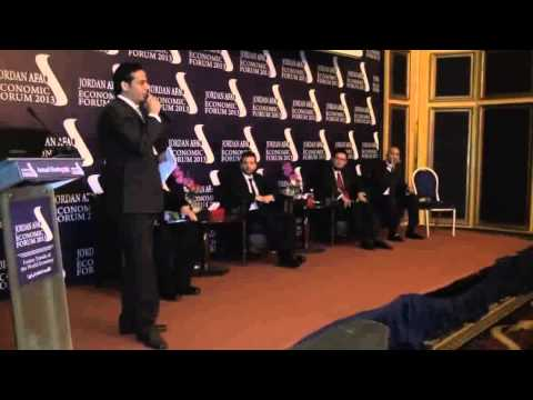 8th Jordan Forex Expo - Session Transparency and security in the capital markets / Part1
