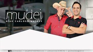 Mudei - Gian Carlos e Mateus (Lyric Vídeo)