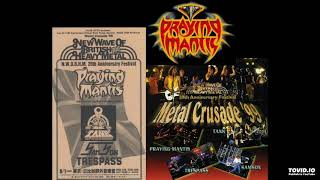 Praying Mantis - A Question Of Time (Live Metal Crusade '99)